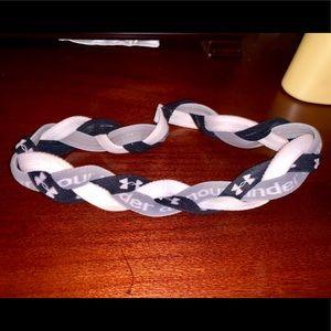 Under Armour braided headband